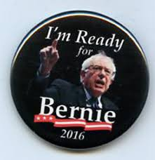 bernie Button
