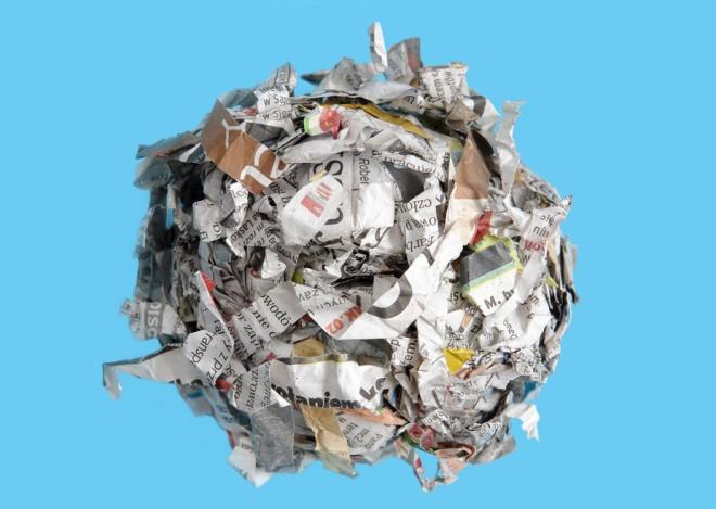 'Shredded papers' via www.shutterstock.com
