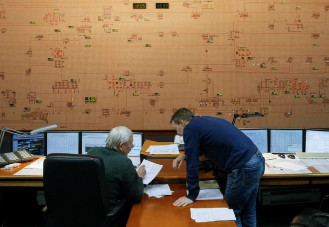 A cyber attack on the electricity grid happened in Ukraine – could it happen here too? Valentyn Ogirenko/Reuters